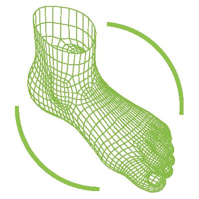 logiciel de fabrication de semelles orthopédiques